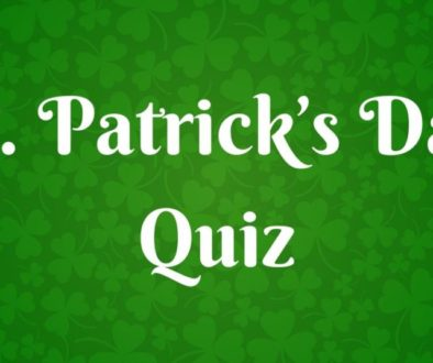 St Patricks Day Quiz